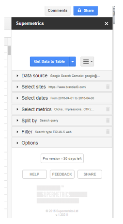 Google Search Console gives over 5000 rows of search query
