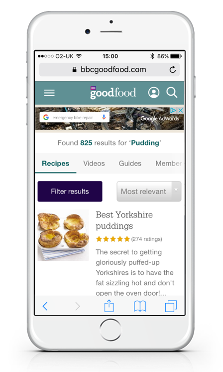 The bbc needs to consider seasonality in its site search strategy after searching for dessert i returned to bbcgoodfood and searched for pudding to see what happens for the benefit of our non british readers we forumfinder Images