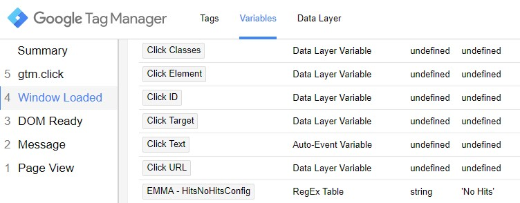 Window Loaded in Google Tag Manager