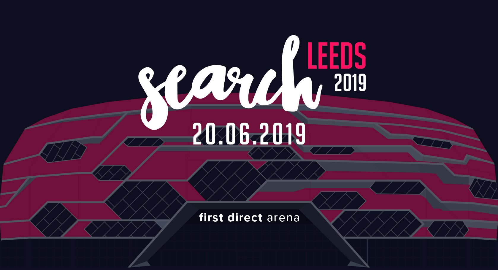 SearchLeeds 2019 speakers | Edit Agency