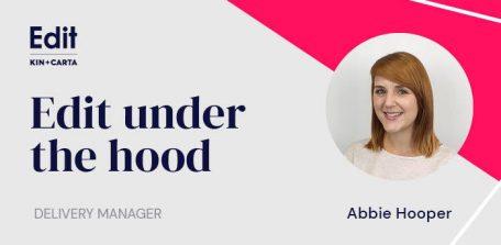 Abbie Hooper - Under the hood