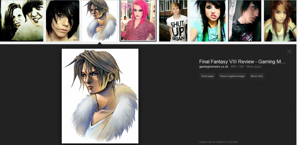 photos of pretty emo boys google image search